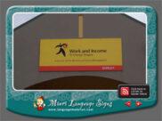 Public Signs in Te Reo Māori – Level 1